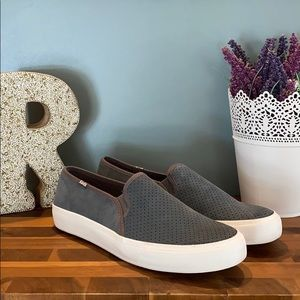 Keds Double Decker Perf Suede